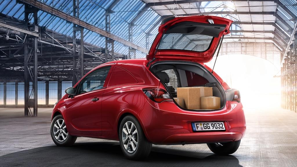 Comercial Compacto – Seat Ibiza Van ou similar