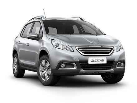 Mini Suv - Renault Captur, Peugeot 2008 ou similar