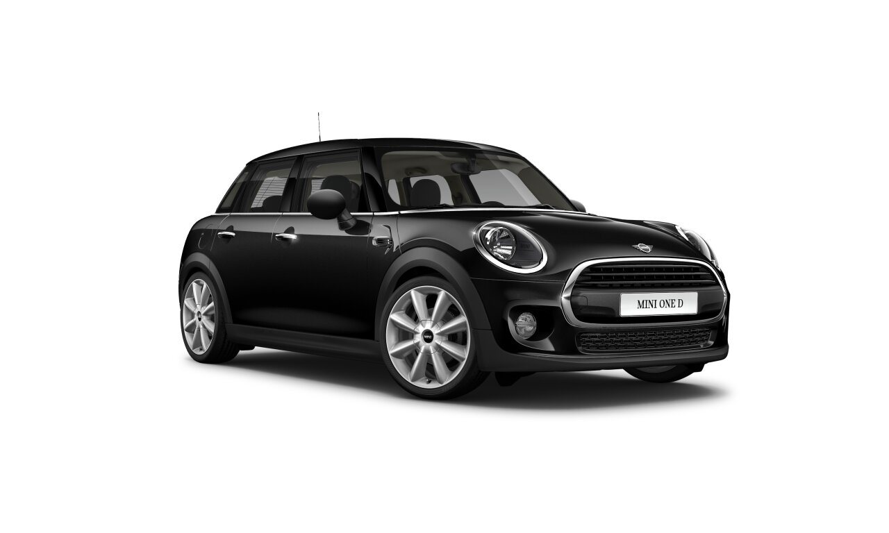 Mini Suv - Mini One D ou similar