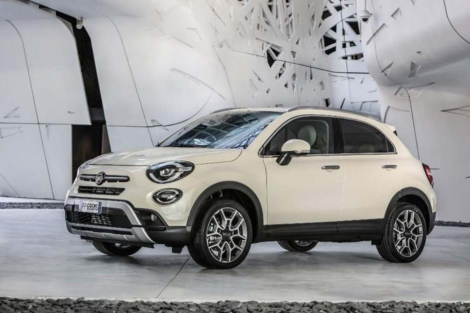 Mini Suv - Fiat 500X ou similar