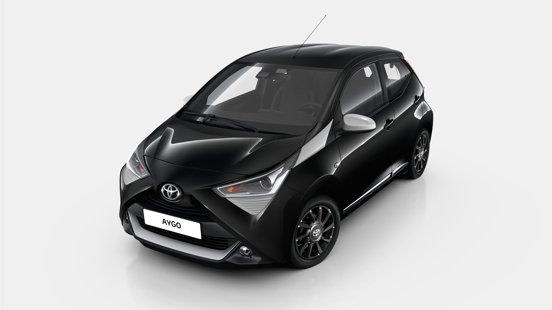 Citadino - Toyota Aygo ou Similar