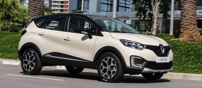 Mini Suv - Renault Captur ou similar